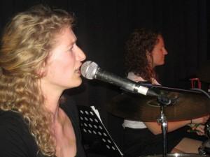 Band SWIM performance at Alive Cafe 2013 - Charly Juma