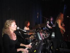 Band SWIM performance at Obs Cafe 2013 - Charly Juma