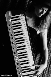 Charlotte Juma Profile Keyboard Sign